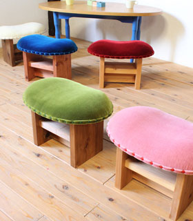 KiNoKo stool Little high class stool